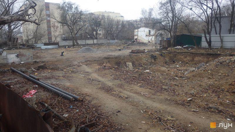 Хід будівництва ЖК Голосіївський, , грудень 2019