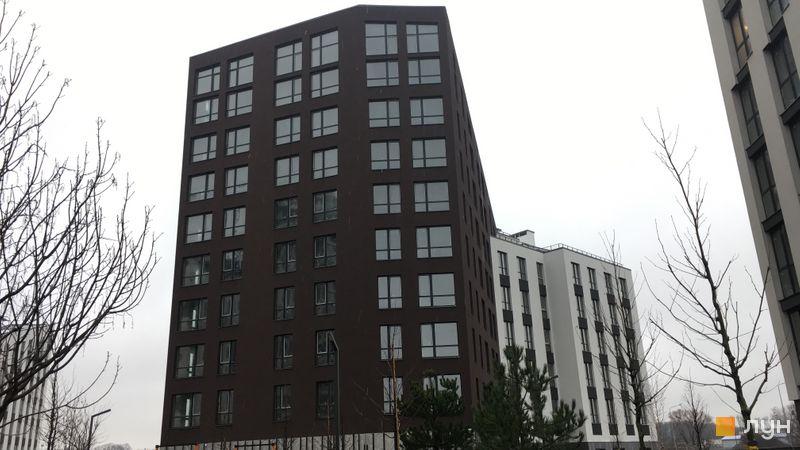 Хід будівництва ЖК Paradise Avenue, 3 будинок, грудень 2019