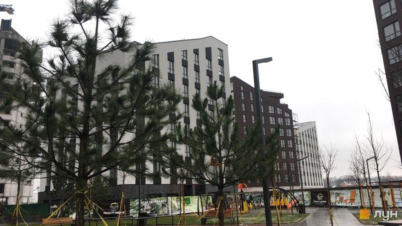 Хід будівництва ЖК Paradise Avenue, 4, 5 будинки, грудень 2019