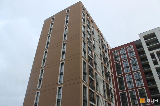Ход строительства ЖК Семицвет, 16 дом, январь 2020