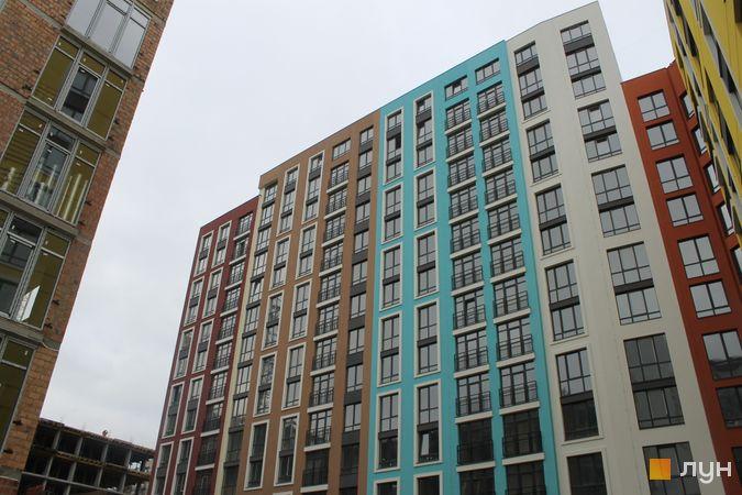 Ход строительства ЖК Семицвет, 9 дом, январь 2020