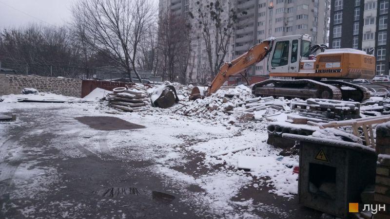 Хід будівництва ЖК Forward, , грудень 2019