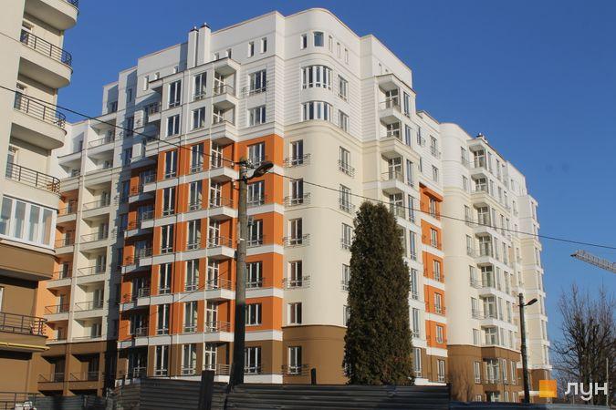 Хід будівництва ЖК на Стрийській, 4 будинок, січень 2020