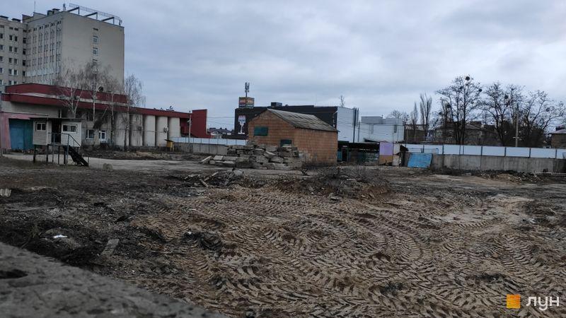 Хід будівництва ЖК Passage Park, , січень 2020