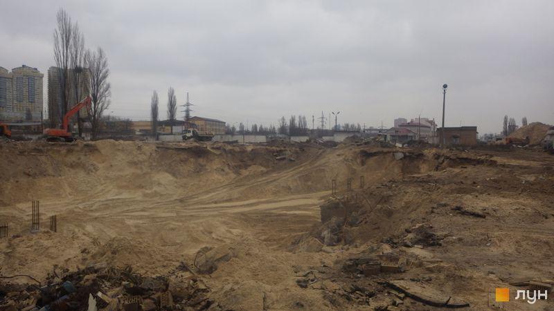Ход строительства ЖК Star City, , январь 2020
