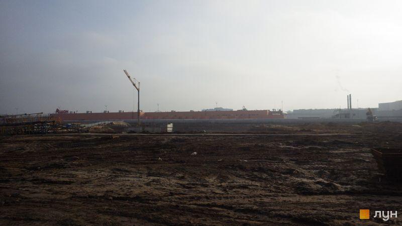Ход строительства ЖК LUCKY LAND, , январь 2020
