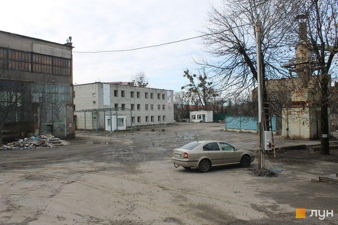 Ход строительства ЖК Містечко Підзамче, , февраль 2020
