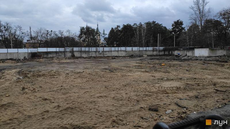 Хід будівництва ЖК Passage Park, , лютий 2020