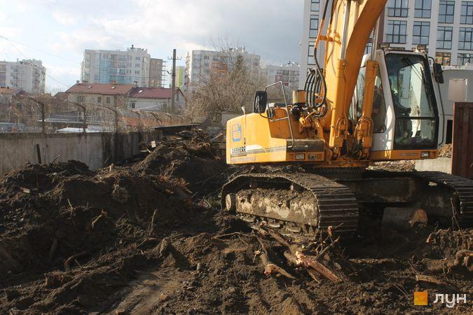 Хід будівництва Апарт-комплекс Lev City, , лютий 2020