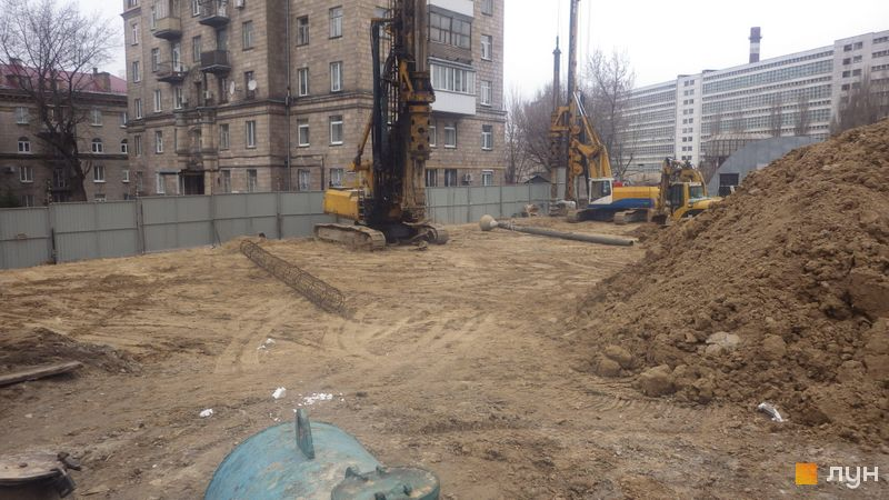 Хід будівництва ЖК Philadelphia Concept House, , лютий 2020