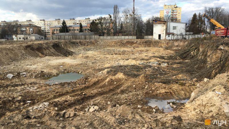 Хід будівництва ЖК Wellspring, , лютий 2020