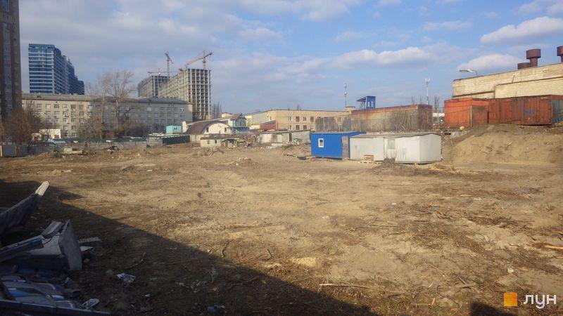 Хід будівництва ЖК Rusaniv Residence, , лютий 2020