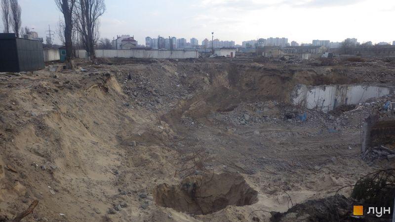 Ход строительства ЖК Star City, , февраль 2020
