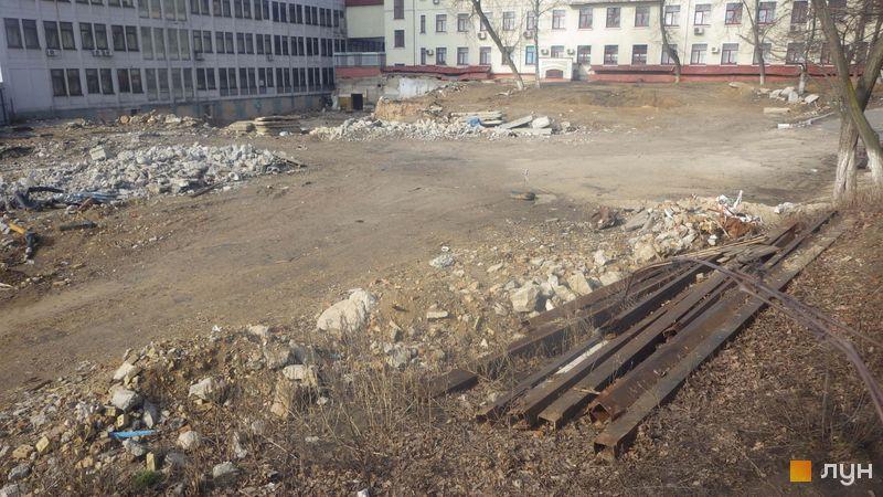 Хід будівництва ЖК Голосіївський, , лютий 2020
