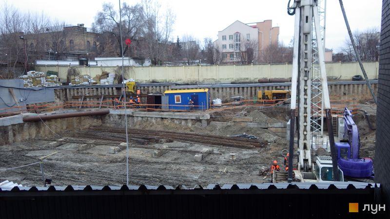 Хід будівництва Апарт-комплекс Standard One Terminal, , лютий 2020