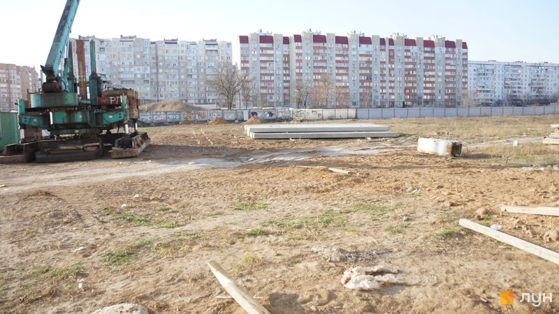 Ход строительства ЖК Sea Town, , февраль 2020