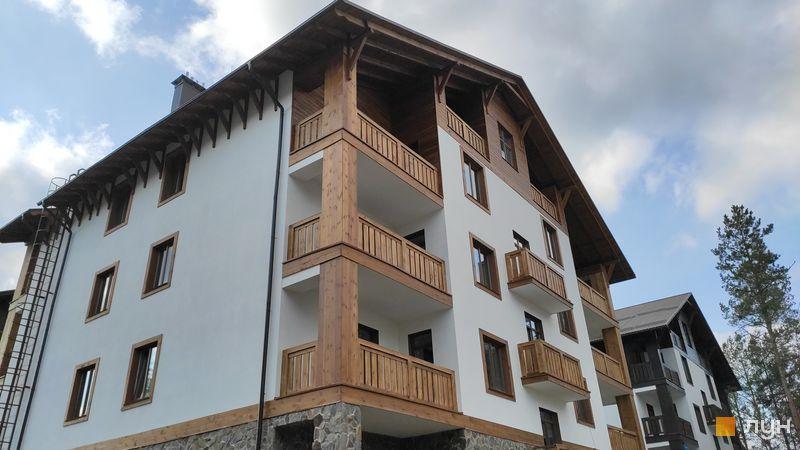 Хід будівництва ЖК DESNA residence, Давос №13, лютий 2020