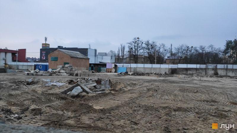 Хід будівництва ЖК Passage Park, , березень 2020