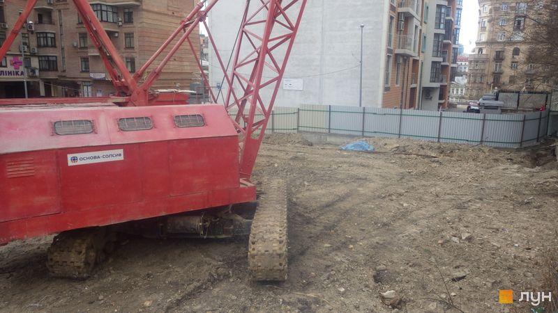 Хід будівництва ЖК Krauss Gallery, , березень 2020