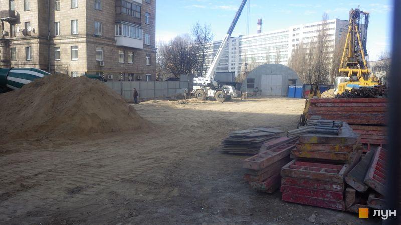 Хід будівництва ЖК Philadelphia Concept House, , березень 2020