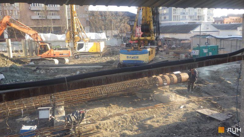 Хід будівництва ЖК А136 Highlight Tower, , березень 2020