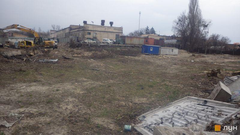 Хід будівництва ЖК Rusaniv Residence, , березень 2020