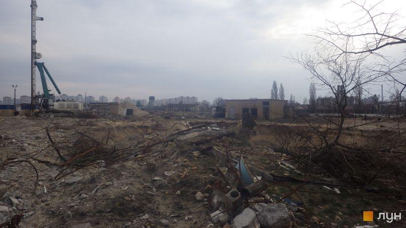 Ход строительства ЖК Star City, , март 2020