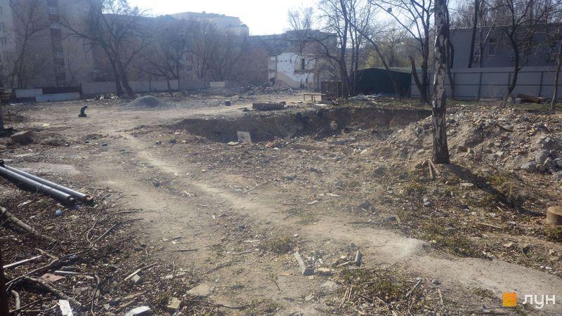 Хід будівництва ЖК Голосіївський, , березень 2020