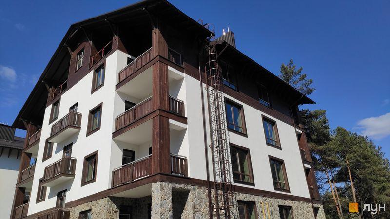 Хід будівництва ЖК DESNA residence, Тироль №14, березень 2020