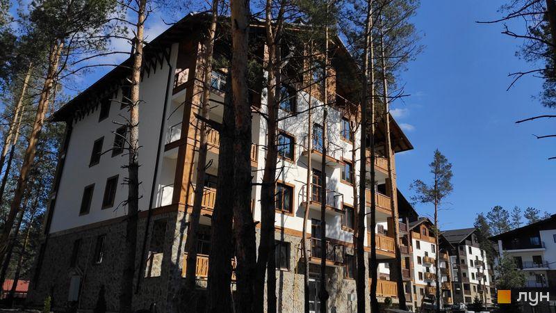 Хід будівництва ЖК DESNA residence, Давос №17, лютий 2020