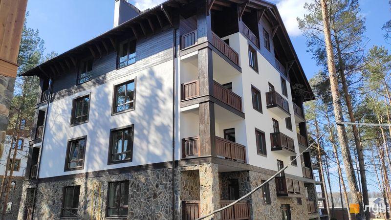Хід будівництва ЖК DESNA residence, Тироль №16, лютий 2020