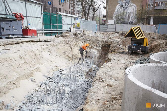 Хід будівництва ЖК А136 Highlight Tower, , квітень 2020
