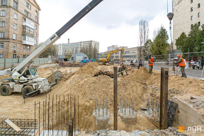 Хід будівництва ЖК Philadelphia Concept House, , квітень 2020