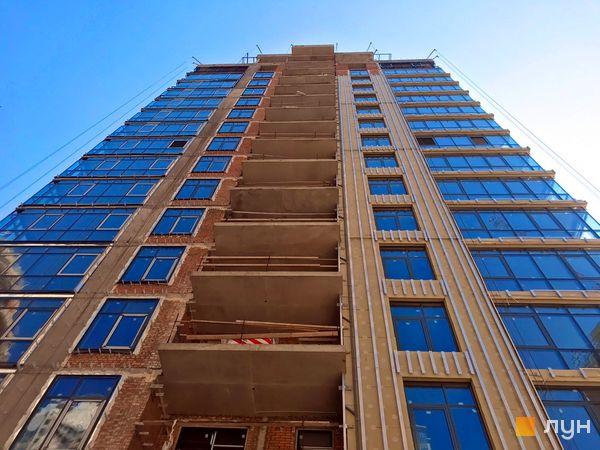 Хід будівництва ЖК Новопечерські Липки, , квітень 2020
