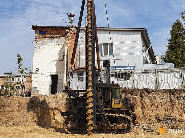 Хід будівництва ЖК Wellspring, , травень 2020
