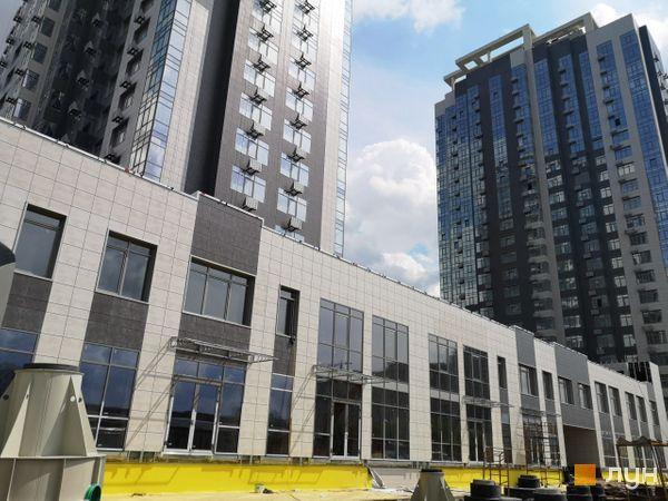 Хід будівництва ЖК RiverStone, 8 будинок, травень 2020