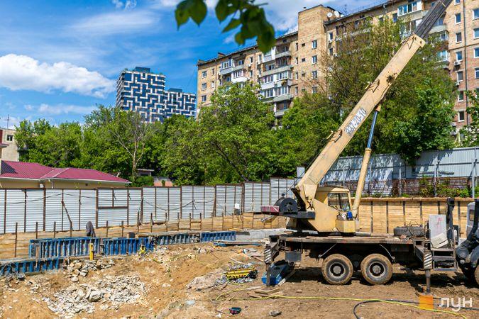 Хід будівництва ЖК Washington Concept House, , травень 2020