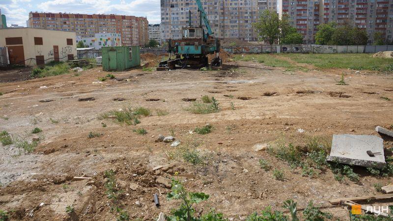 Ход строительства ЖК Sea Town, , май 2020