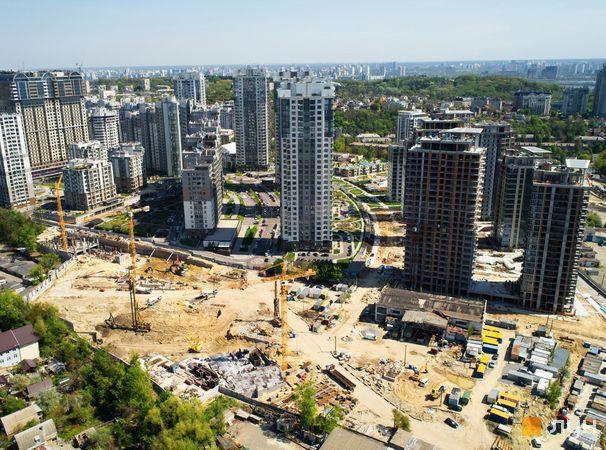 Хід будівництва ЖК Новопечерські Липки, , травень 2020