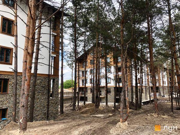 Хід будівництва ЖК DESNA residence, , травень 2020