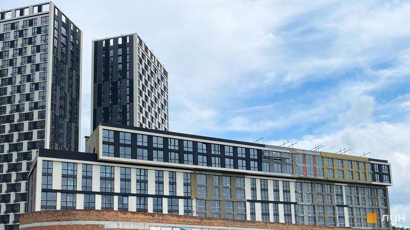 Хід будівництва ЖК Славутич 2.0, 3-6 будинки, травень 2020