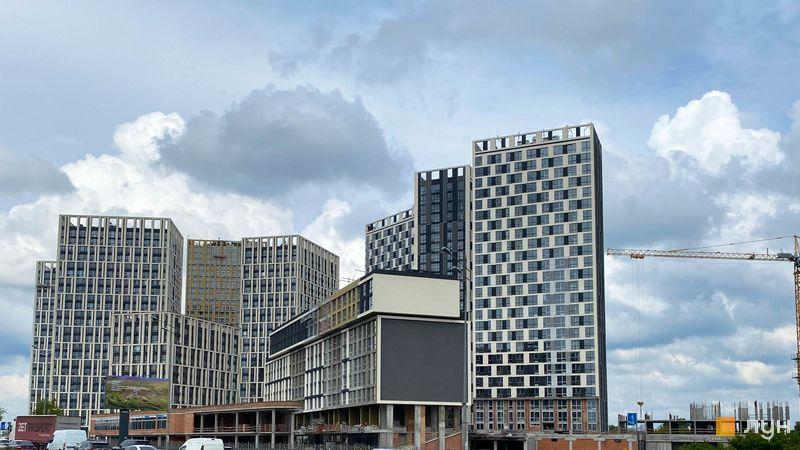 Хід будівництва ЖК Славутич 2.0, , травень 2020