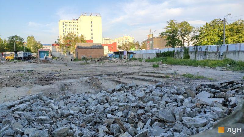 Хід будівництва ЖК Passage Park, , червень 2020