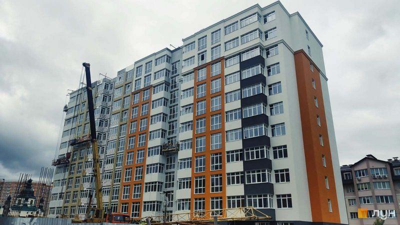 Хід будівництва ЖК Стожари, 3 будинок, травень 2020