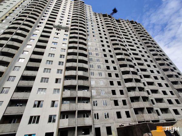 Хід будівництва ЖК Атлант (Коцюбинське), 8, 9 будинки, травень 2020