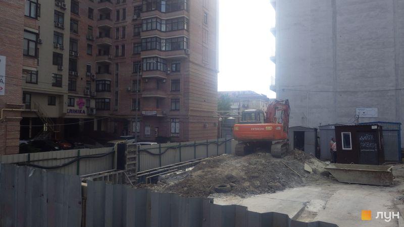 Хід будівництва ЖК Krauss Gallery, , червень 2020