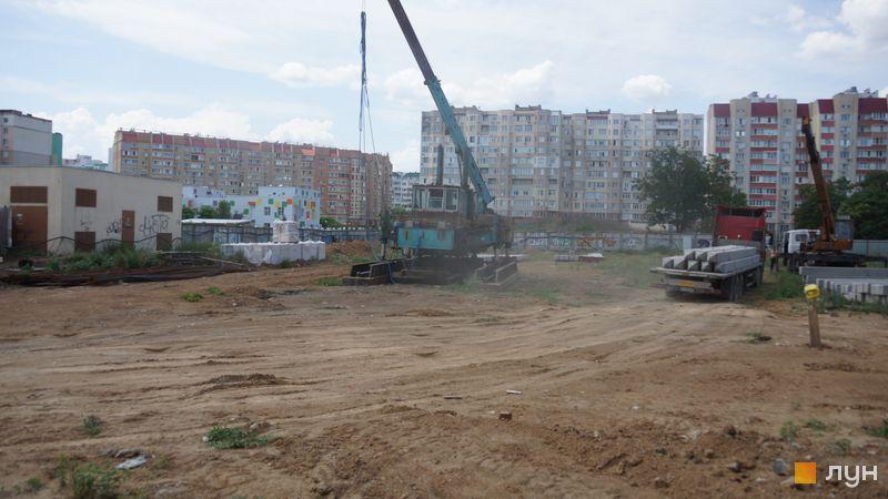 Ход строительства ЖК Sea Town, , июнь 2020