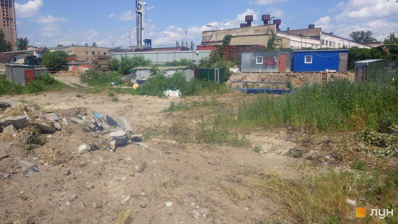 Хід будівництва ЖК Rusaniv Residence, , червень 2020