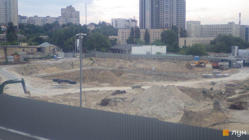 Ход строительства ЖК Fjord, , июнь 2020