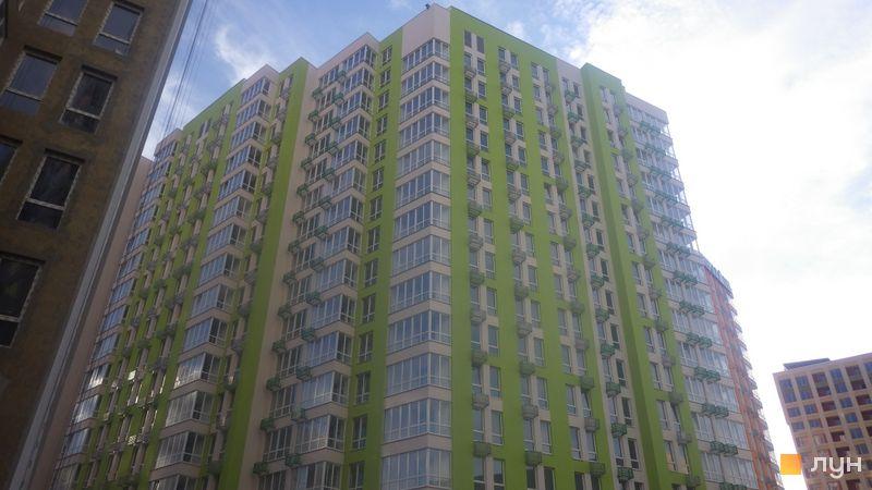 Хід будівництва ЖК Нивки-Парк, 6 будинок, червень 2020
